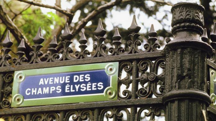 Interior design inspiration from Paris
