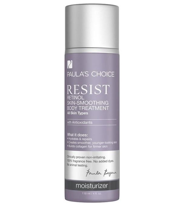 The Best Anti-Aging Hand Cream | Paula's Choice Resist Retinol Skin-Smoothing Body Treatment
