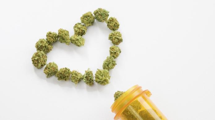 Smoking pot saved my marriage