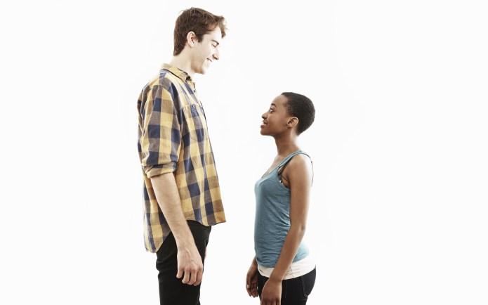 Women married to taller men really