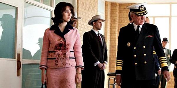 Kat Steffens as Jackie Kennedy