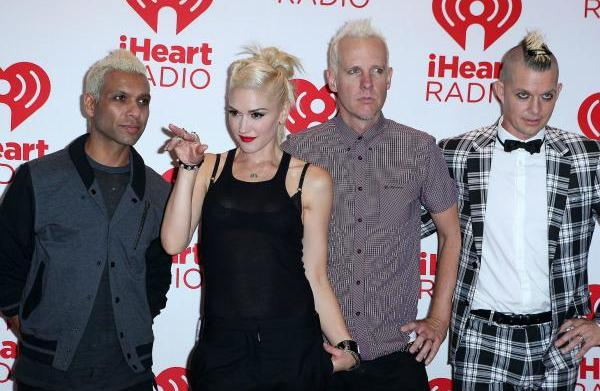 Gwen Stefani and Pink share a