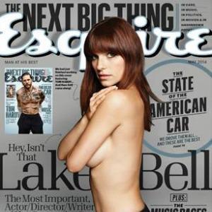 Lake Bell and Tom Hardy go
