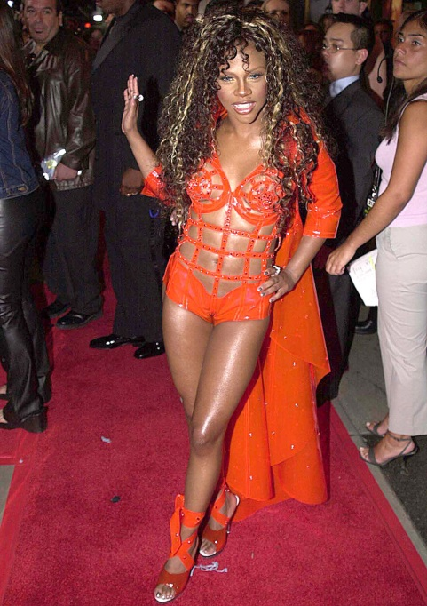 Lil' Kim 2000 MTV Video Music Awards