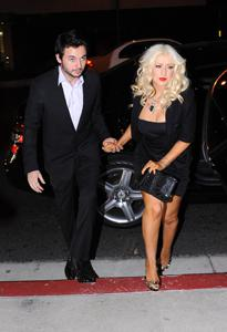 DUI charges against Christina Aguilera's boyfriend