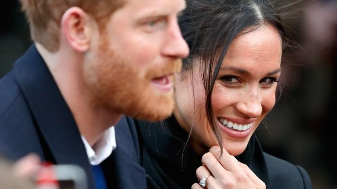 As Prince Harry & Meghan Markle's