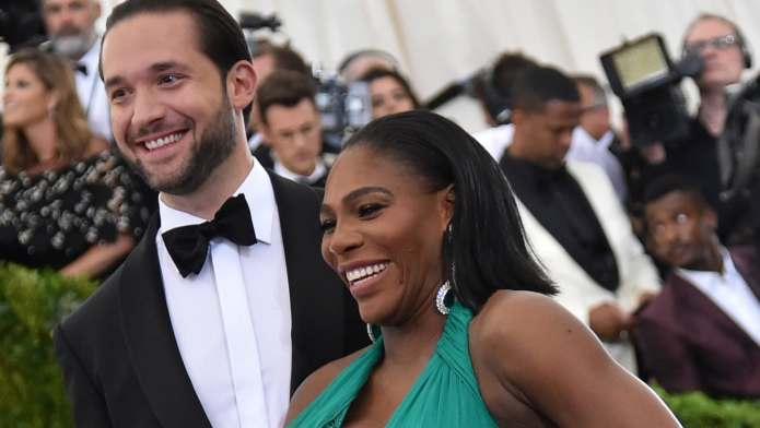 Unsurprisingly, Serena Williams Is Pregnancy-Craving Goals
