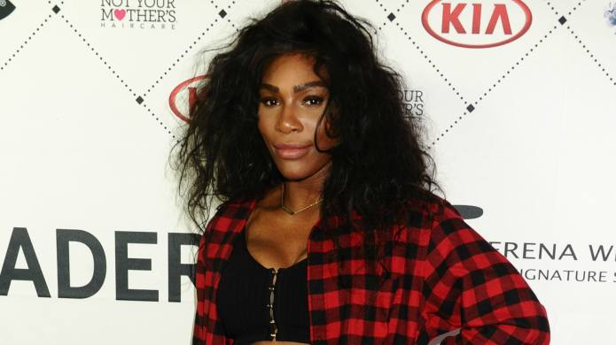 Serena Williams has a post-election message