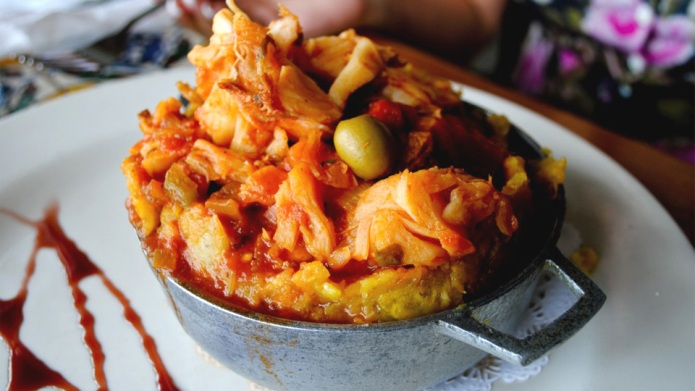 Mofongo bowls are the best way