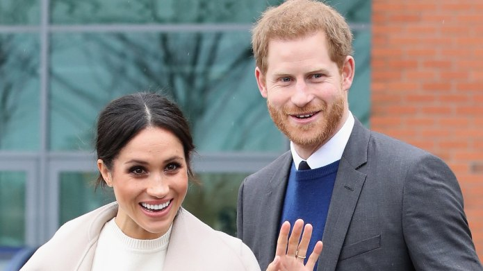 Meghan Markle Hints There May Be
