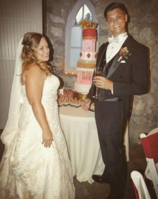 Catelynn Lowell and Tyler Baltierra married