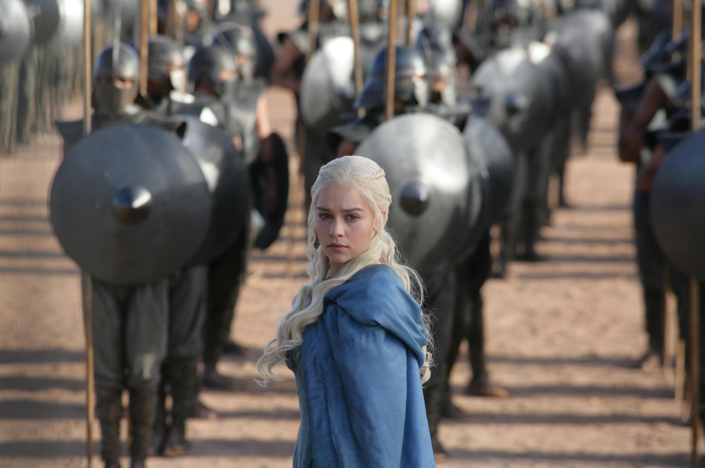 Game of Thrones' Emilia Clarke