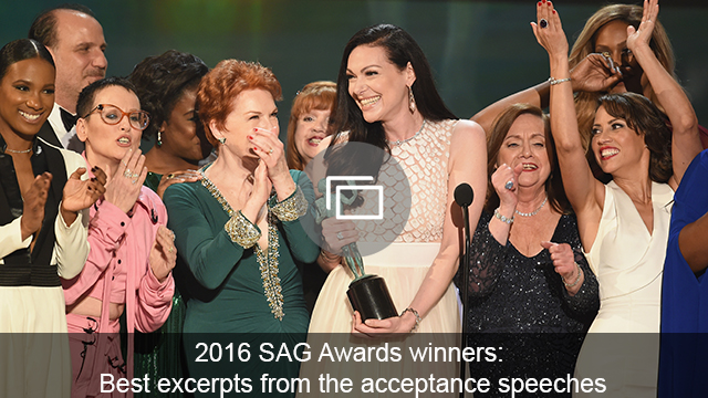 sag awards 2016 winners slideshow