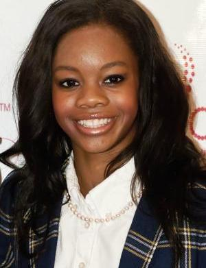 Gabby Douglas almost gave it all