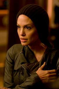 Salt is Angelina Jolie