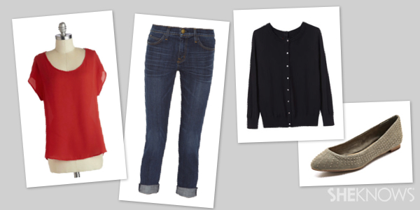 Samba inspired outfit | SheKnows.com