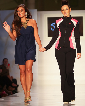 """Sammi """"Sweetheart"""" Giancola launches her new line for SXE Fitness"""