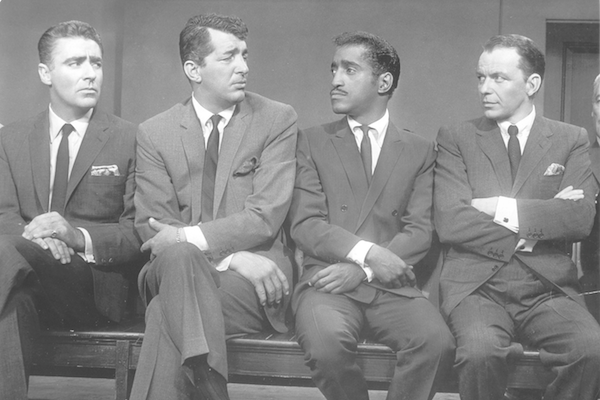 Rat Pack with Sammy Davis, Jr
