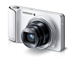 Samsung Galaxy camera with WiFi