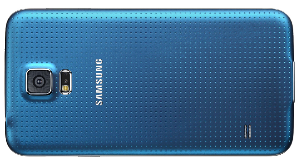 Samsung's Galaxy S5 phone