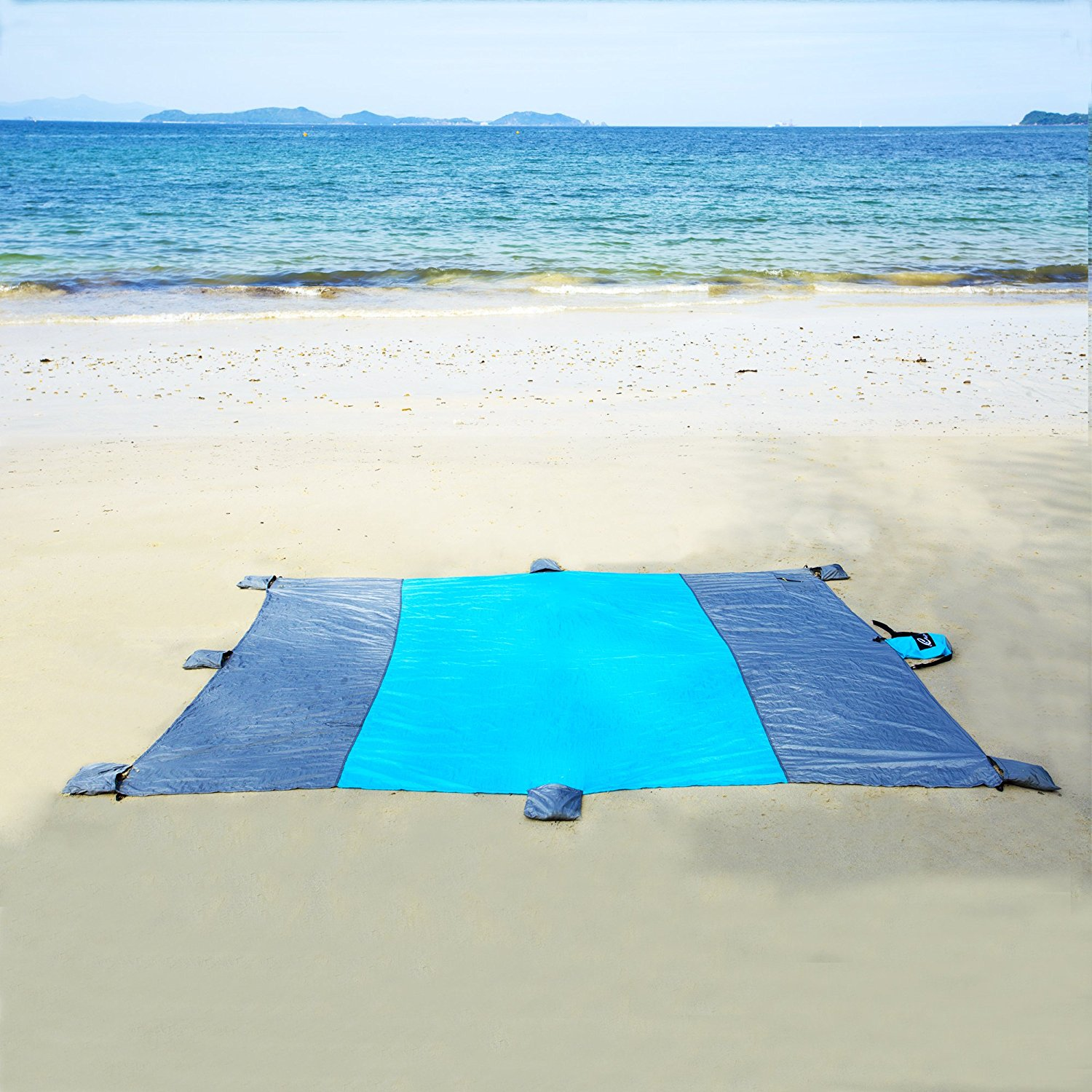iChefer sand-proof beach blanket