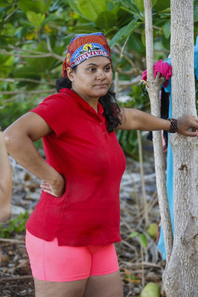 Sandra Diaz-Twine on Survivor: Game Changers