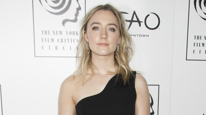 Saoirse Ronan wins at the 2016
