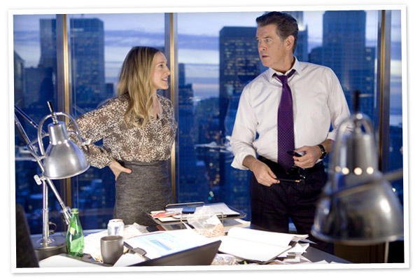 Sarah Jessica Parker in new movie, I Don't Know How She Does It