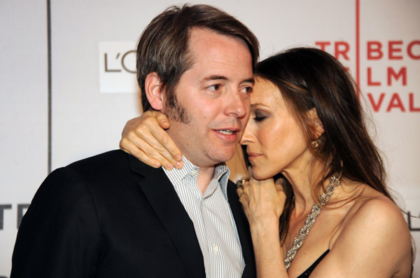 Matthew Broderick and Sarah Jessica Parker are expecting twins