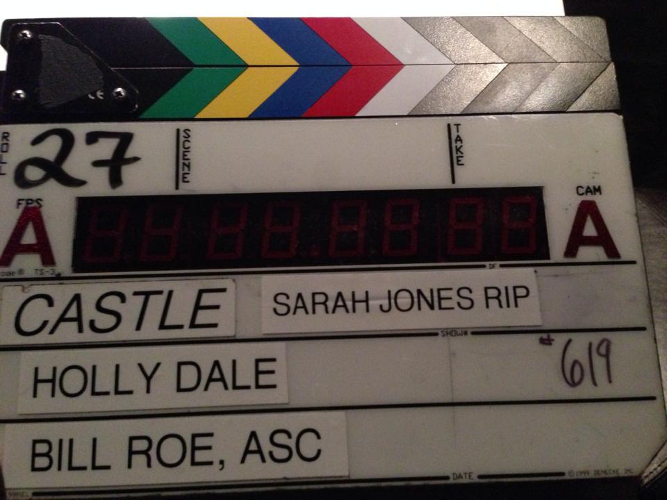 Slates for Sarah Castle