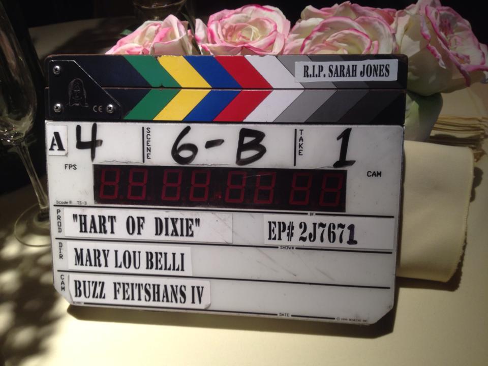 Slates for Sarah Hart of Dixie