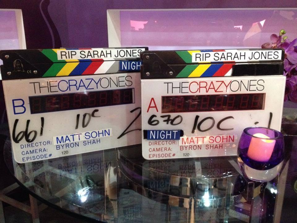Slates for Sarah The Crazy Ones