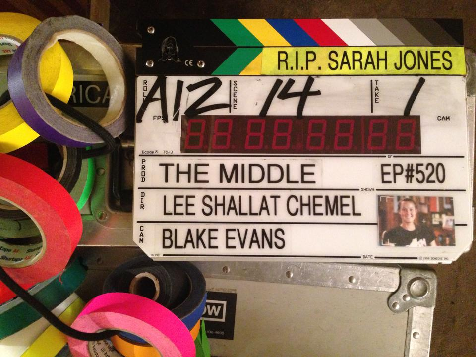 Slates for Sarah The Middle