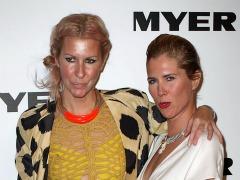 Sarah-Jane Clarke and Heidi Middleton - Sass & Bide