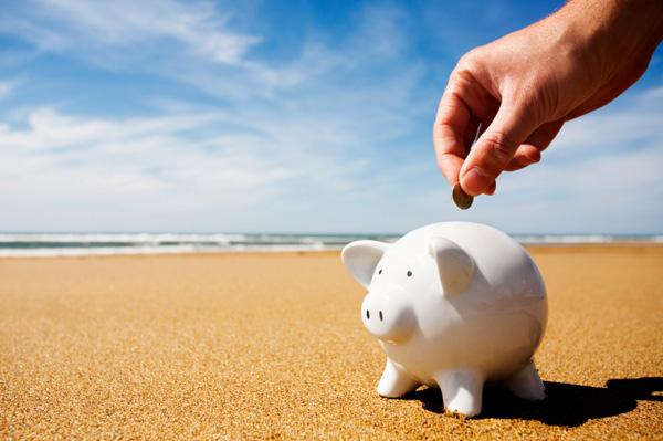 Saving money for vacation