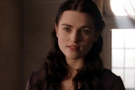 Merlin's Morgana, Katie McGrath, makes us