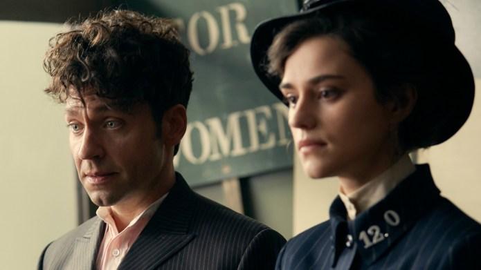 Houdini & Doyle: I don't want