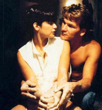 Most romantic movie scenes