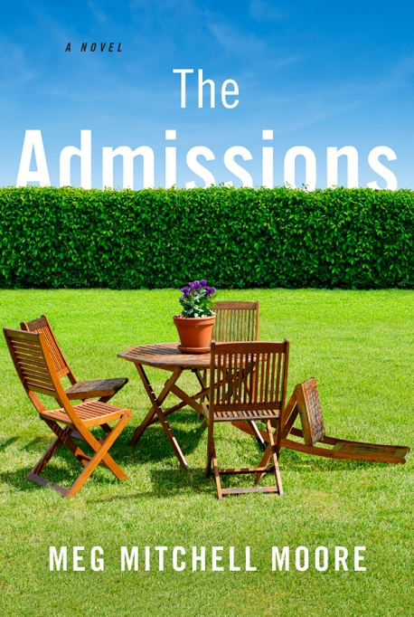 The Admissions book cover