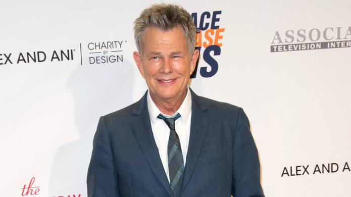 David Foster gets all the hot