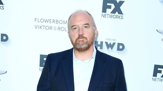 Louis C.K.'s New Movie Scrapped Amid