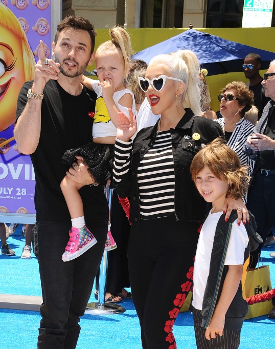 Summer Rain Rutler: Leo celebrity babies