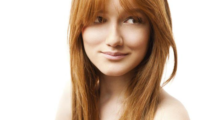 Techniques to keep red hair vibrant