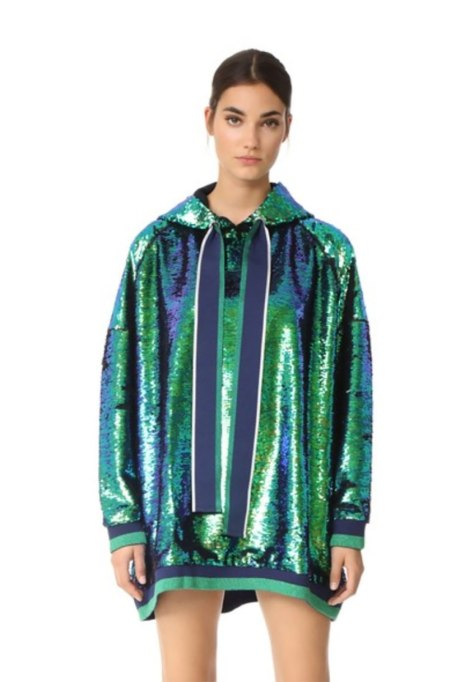 Non-Cheesy Ways to Wear Sequins: Mira Mikati dress | Fall Fashion Trends 2017