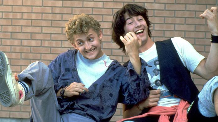 5 Excellent Bill and Ted phrases