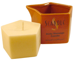 The Scandle Body Candle