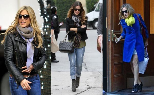 Jennifer Aniston - Rachel Bilson - Sarah Jessica Parker