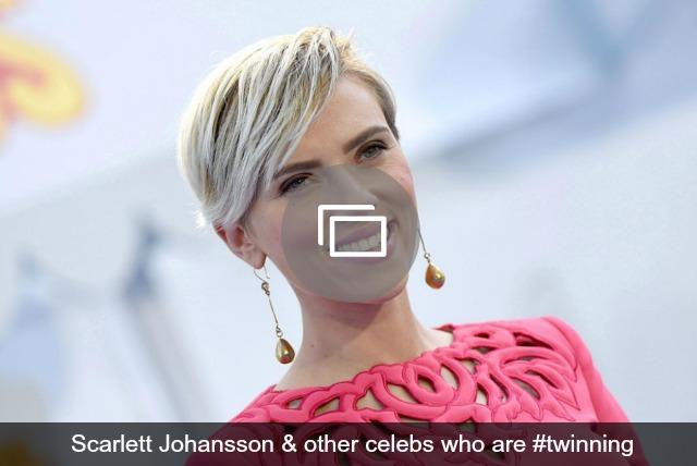 Scarlett Johansson's doppelganger