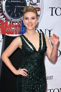 Scarlett Johansson wins a Tony Award