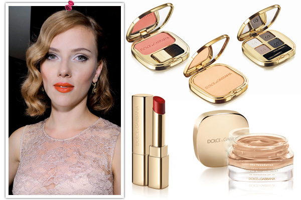 Scarlett Johansson makeup